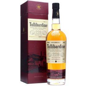Tullibardine 228 Bugundy Finish