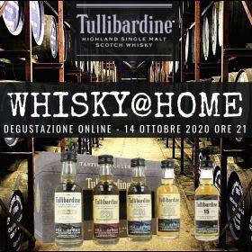 Whisky @ Home - Distilleria Tullibardine