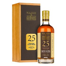 Caol Ila 25 Years Old 1995 - Wilson & Morgan