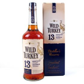 Wild Turkey 13 Years Old Distiller's Reserve