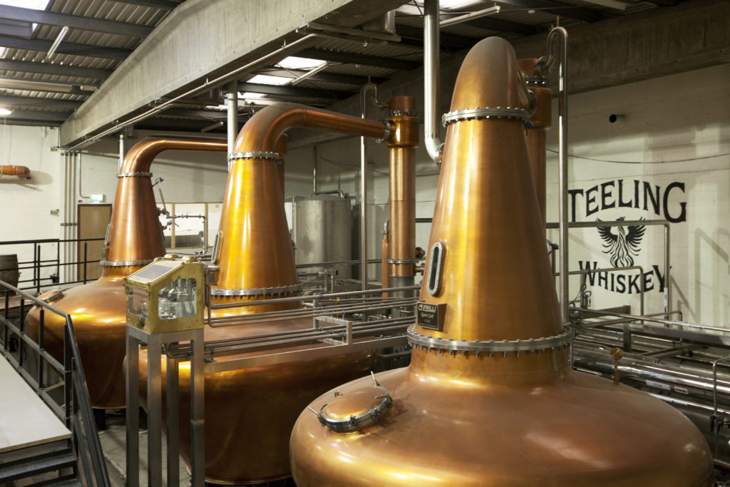 pot stills teeling