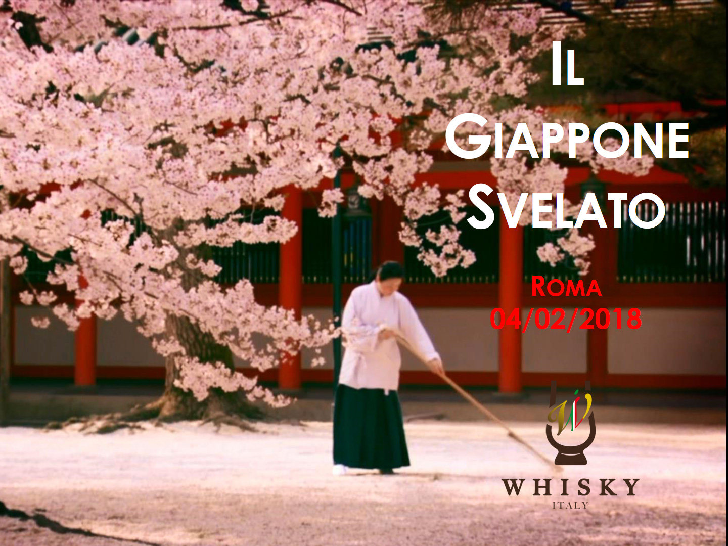 giappone e whisky