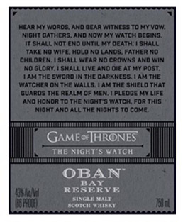 Oban Night's Watch