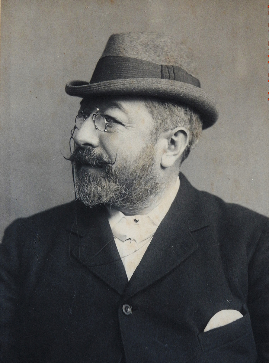Alfred Barnard