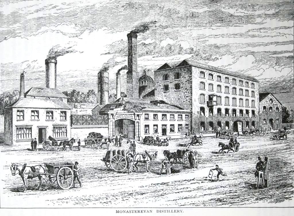 Monasterevan distillery