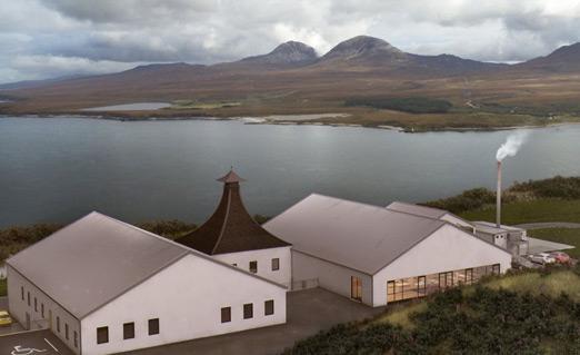 Nove o dieci distillerie su Islay?