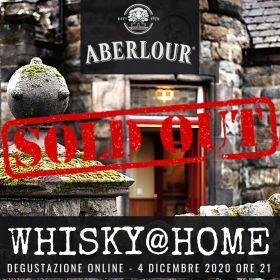 Whisky @ Home Kit di degustazione (4 dicembre 2020 ore 21)