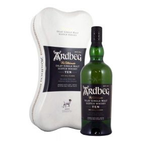 "Ardbeg 10 Years Old ""Shortie"" Bone Pack"