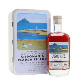 Arran KIldonan & Pladda 21 Years Old - Explorers Series vol. III