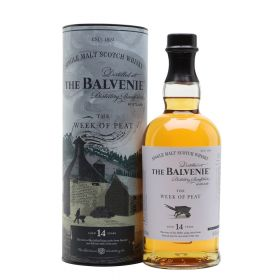 Balvenie 14 Years Old Week of Peat