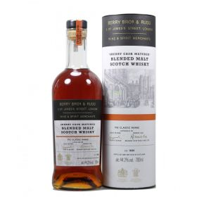 Berry Bros & Rudd Sherry Cask Blended Malt