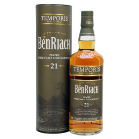 Benriach 21 Years Old Temporis