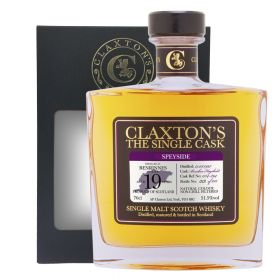 Claxton's Benrinnes 19 Years Old 1997
