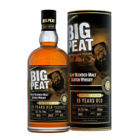 Big Peat 25 Years Old – The Gold Edition
