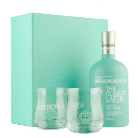 Bruichladdich Scottish Barley Classic Laddie Gift Box