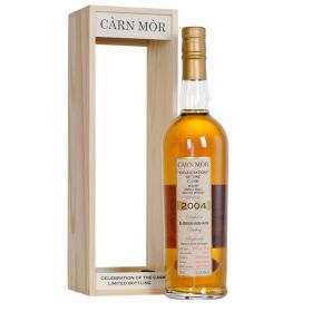 Bunnahabhain 2004 15 Years Old – Càrn Mòr Celebration of the Cask