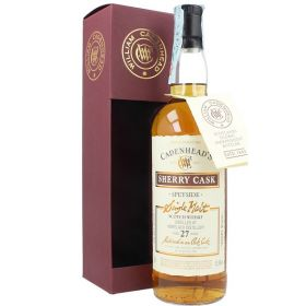 Cadenhead's Mortlach 1988 27 Years Old