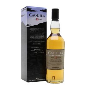 Caol Ila 15 Years Old Unpeated (Special Release 2018)