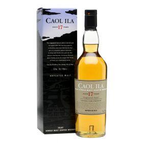 Caol Ila 17 Years Old Unpeated