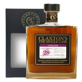 Cameronbridge 1992 28 Years Old - Claxton's Single Cask
