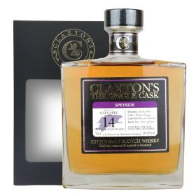 Glen Spey 2006 14 Years Old - Claxton's Single Cask