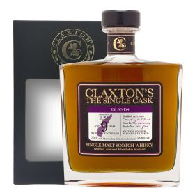 Jura 9 Years Old 2009 - Claxton's Single Cask