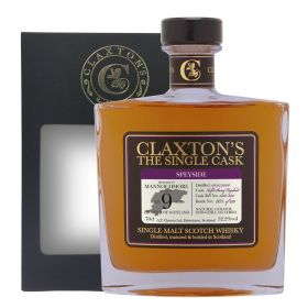 Mannochmore 9 Years Old 2010 - Claxton's Single Cask