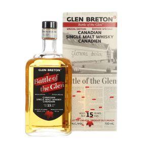 Glen Breton Battle of the Glen 15 Years Old
