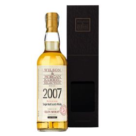 Glen Moray 2007 12 Years Old Marsala Finish – Wilson & Morgan