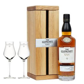 The Glenlivet 25 Years Old (XVV)