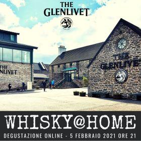 Whisky @ Home Kit di degustazione (5 febbraio 2021 ore 21)