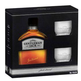 Gentleman Jack Gift Pack con bicchieri