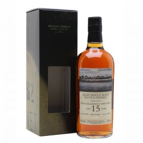 Bruichladdich 2002 15 Years Old – Hidden Spirits