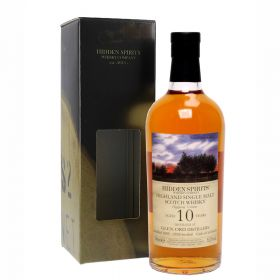Glen Ord 2009 10 Years Old – Hidden Spirits