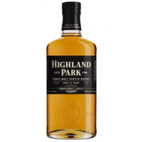 Highland Park 10 Years Old Ambassador's Choice