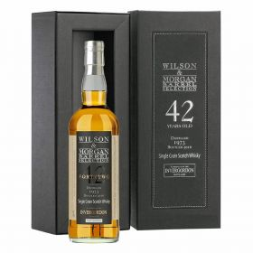 Invergordon 42 Years Old 1973 - Wilson & Morgan