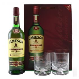 Jameson 12 Years Old Special Reserve Gift Box