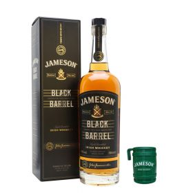Jameson Black Barrel + Jameson Barrel Shot