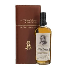 Jura 25 Years Old 1992 Washington Irving - Authors' Series