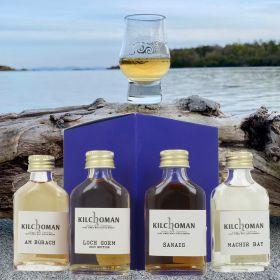 Whisky @ Home Kit di degustazione (1 Luglio 2020 ore 21)