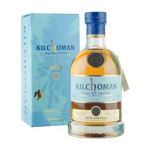 Kilchoman Vintage 2010 - 9 Years Old