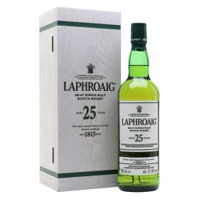 Laphroaig 25 Years Old Cask Strength