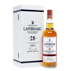 Laphroaig 28 Years Old – Limited Edition