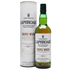 Laphroaig Triple Wood