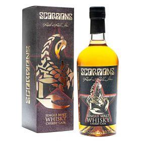 Mackmyra Scorpions Cherry Wine Cask