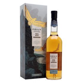 Oban 21 Years Old – Diageo Special Release 2018