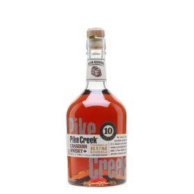 Pike Creek 10 Years Old Rum Finish