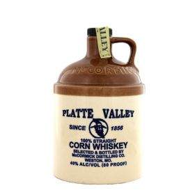 Platte Valley Moonshine Corn Whiskey