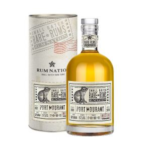 Port Mourant Guyana 2001-19 – Rum Nation Rare Rums