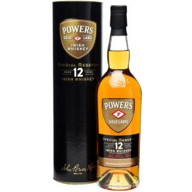 Powers Gold Label 12 Years Old